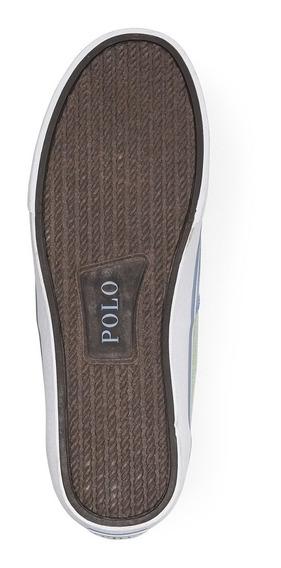 Zapatillas Polo Ralph Lauren Zapatos Thorthon Originales