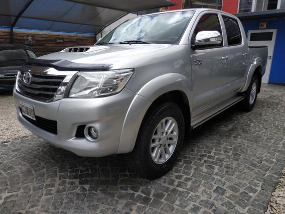 Toyota Hilux 4x4 Excelente Camioneta Digna De Ver