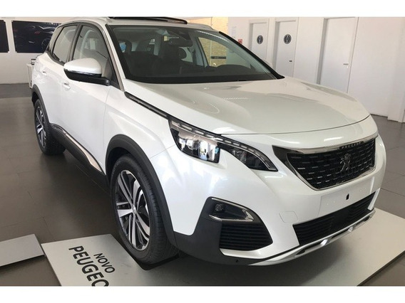 Peugeot 3008 1.6 Griffe Pack Thp Automático