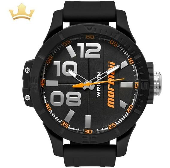 Relógio Mormaii Masculino Mo2035ie/8l C/ Garantia E Nf Full