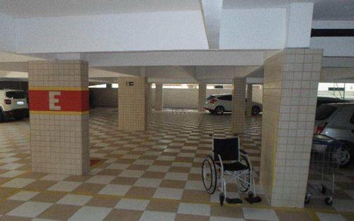Imagem 1 de 26 de Apartamento Com 2 Dorms, Aviação, Praia Grande - R$ 300 Mil, Cod: 5204 - V5204