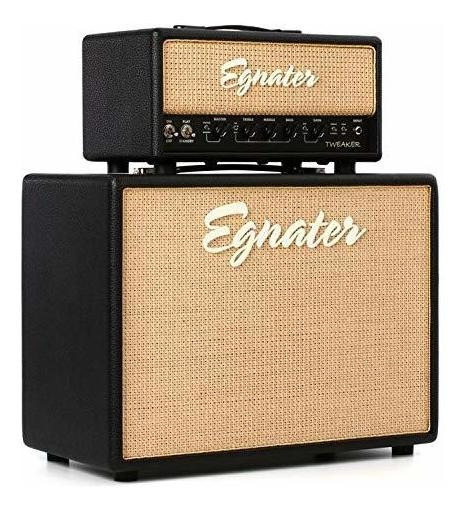 Egnater Tweaker-15 Stack 15-watt Tube Head 1x12 Extension ®