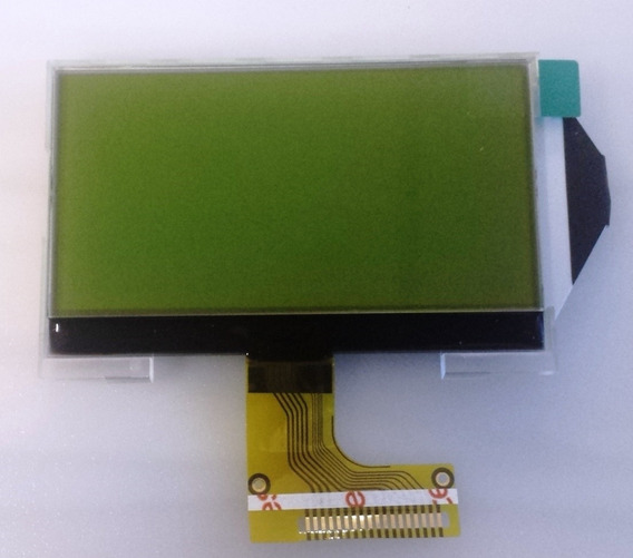 02 Display Lcd P/ Telefone Intelbras Cf4000 Cf5002 Original