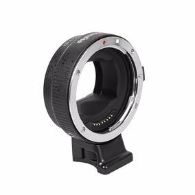 Adaptador Focus P/ Ef S Canon Sony E-mount A7s Nex Yongnuo