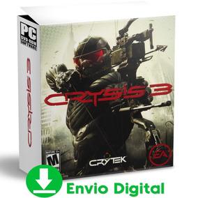 Crysis 3 Pc Digital Deluxe Edition Envio Agora 2019