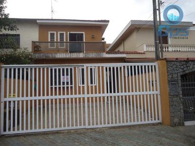 Casa Com 4 Dorms, Embaré, Santos - R$ 1.300.000,00, 252,05m² - Codigo: 4619 - V4619