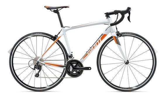 Bicicleta De Ruta De Aluminio Giant Contend Sl 1