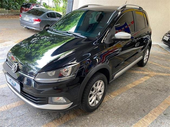 Volkswagen Crossfox 1.6 16v Msi (flex) Flex Manual