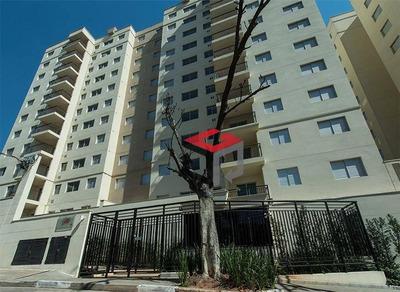 Apartamento Com 3 Dormitórios Para Alugar, 61 M² Por R$ 1.650/mês - Centro - Diadema/sp - Ap62096