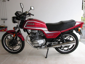 Honda- Cb 400 Tucunaré