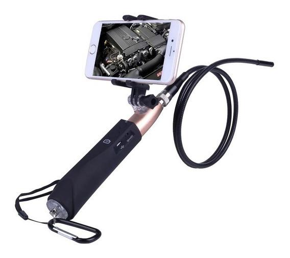 Câmera Inspeção Sonda Endoscópica Wifi Ios Android Celular