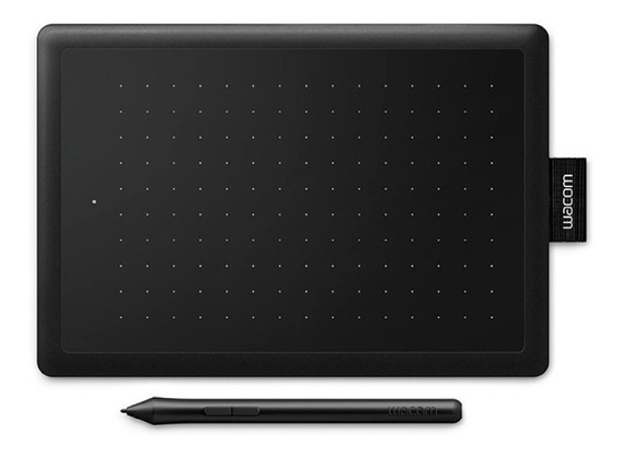 Tableta Grafica One By Wacom Small Ctl 472 Usb Lapiz 12c