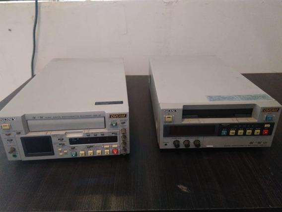 Sony Dvcam Dsr-40 Gravador E Editor De Video