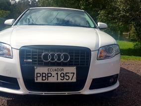 Audi A4 2.0turbo Cargado 211hp Sline