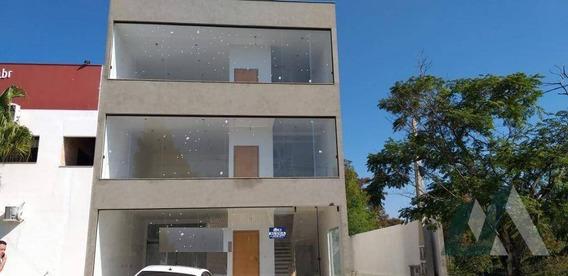 Salão Para Alugar, 240 M² Por R$ 9.000,00/mês - Parque Campolim - Sorocaba/sp - Sl0056