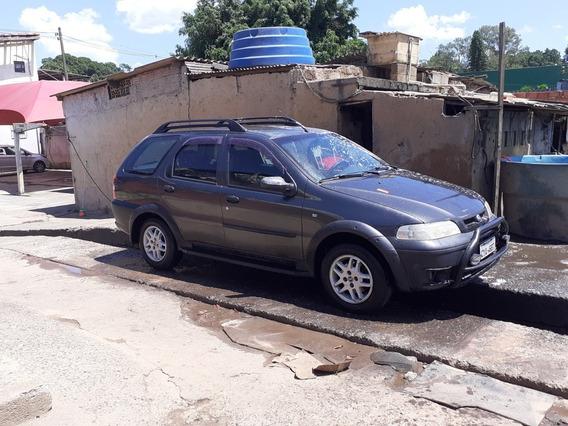 Fiat Palio Weekend 1.6 Adventure 5p 2001
