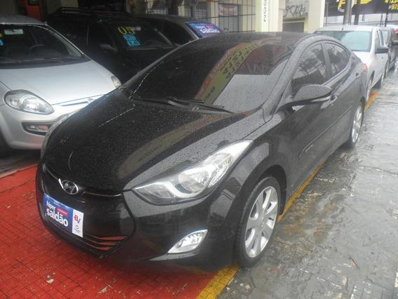 Hyundai Elantra 1.8 16v Gls Aut. 4p 2012/2013