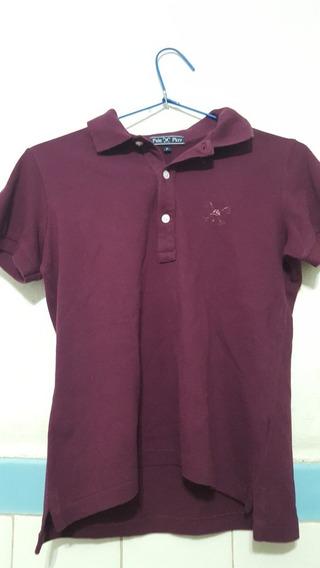 Camiseta Polo Da Polo Play