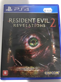 Resident Evil 2 Jogo Ps4