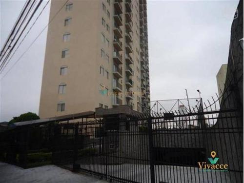 Imagem 1 de 13 de Apartamento 3 Dorms, 2 Vagas Em Vila Esperança - Ap2511