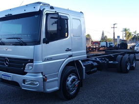 Mercedes Benz Atego 2425 - Chassi 6x2