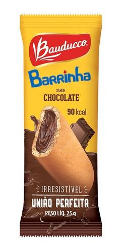 Barrinha Chocolate Bauducco 25g