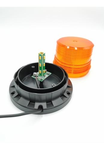 12V//24V Voltios Halógeno magnético giratorio//Naranja//Ámbar Intermitente Faro Lap LBB260K