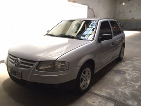 Volkswagen Gol 1.6 5 Ptas Power Año 2008 Full