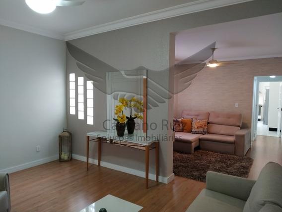 Lindo Sobrado Jd Leocádia - Sorocaba - 03 Dorm (sendo 01 Suíte Com Sacada)/ Sala 3 Ambientes/ Cozinhas Com Móveis Planejados/ Espaço Gourmet - Ca00129 - 34230712