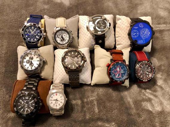Variedad De Relojes De Marca, Diversos Precios 8 Mil Todo