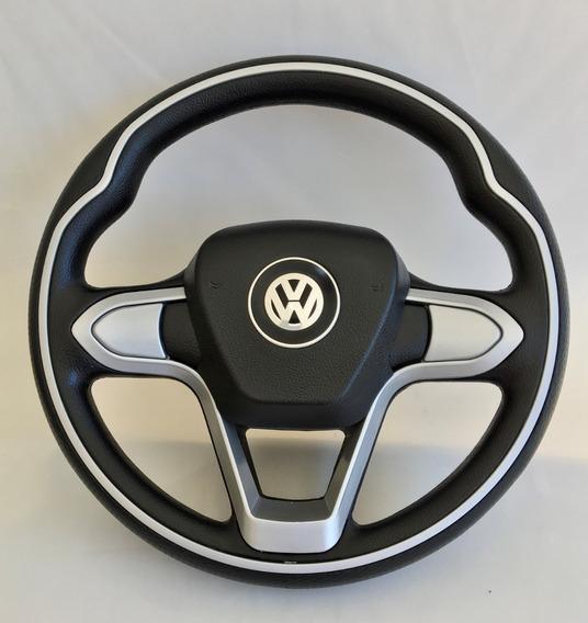 Volante Bmw Prata Volkswagen Gol G2 G3 G4