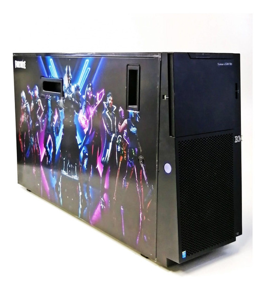 Super Computador Pc Gammer Ibm Xeon 32gb Ram 4gb Video