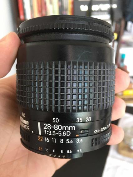 Lente Nikon 28-80mm