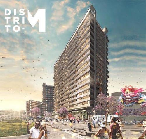 Imagen 1 de 30 de Distrito M | Entrega Inmediata | Venta Apartamento 2 Dormitorios A Estrenar Sobre Avenida Italia | Malvín | Vivienda Promovida