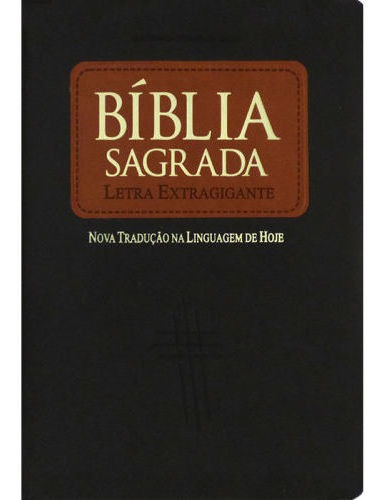 Bíblia Sagrada | Extra Gigante Marrom | Ntlh