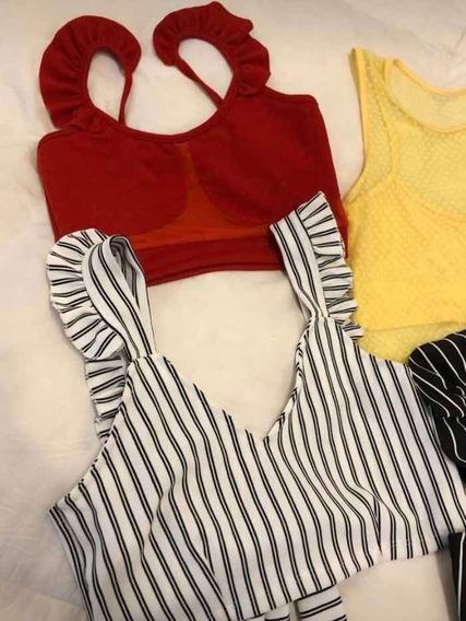 Lote De Ropa Nueva, Camisolas , Remeras , Sweater , Vestidos