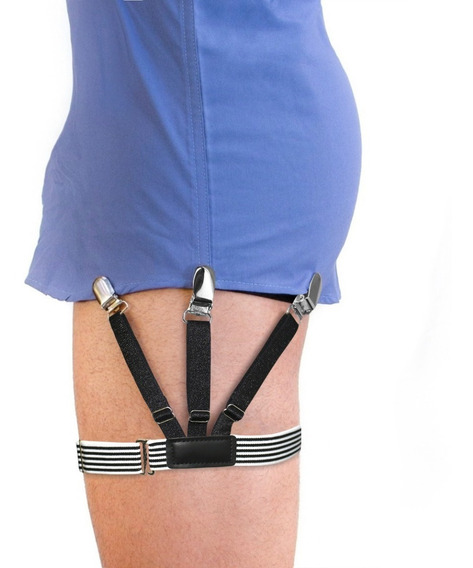Ajustadores Sujetadores Unitalla Camisas Tirantes De Vestir