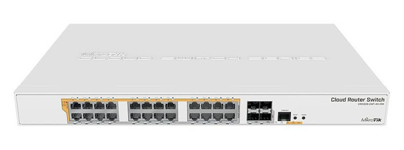 Mikrotik Routerboard Smart Switch Crs328-24p-4s+rm L5