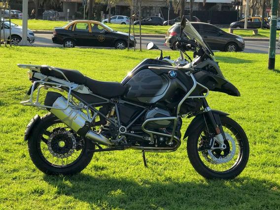 Bmw R 1200 Gs Adventure 2017 Triple Black Gps