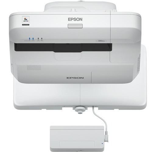 Projetor Interativo Epson Brightlink Pro 1460ui Novo Nf-e