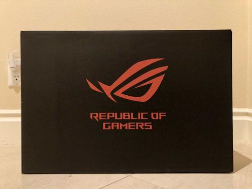 Asus Rog Zephyrus S Gx502 Gaming 16gb Ram 1tb Ssd Rtx2070