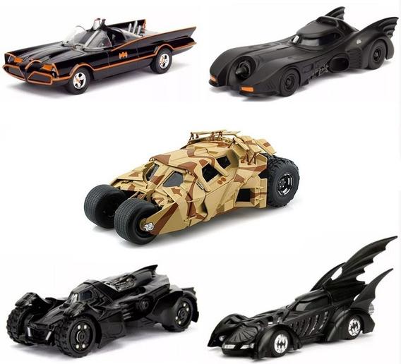 Batimovil Auto Batman Metal Jada Original Escala 1:32 Lelab