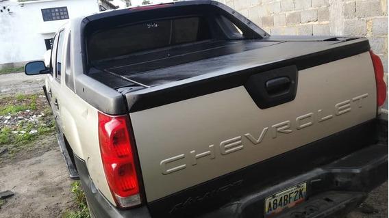 Camioneta Chevrolet Avalanche 2006