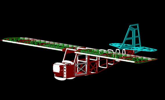 Kit Com 65 Planta De Aeromodelismo Para Corte Laser +brinde