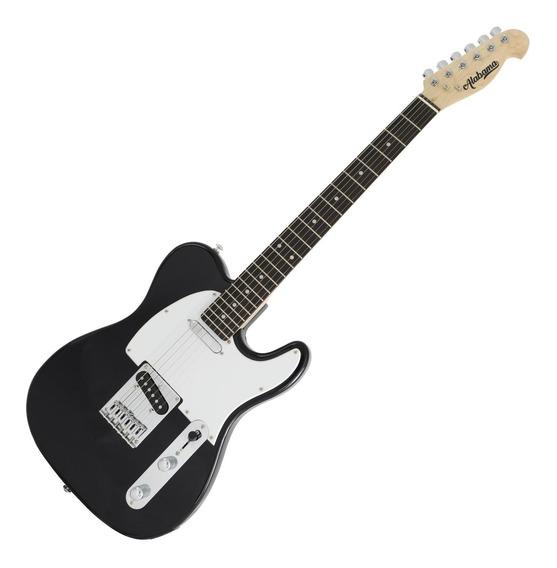 Guitarra Electrica Telecaster Negra Alabama Tl201bk