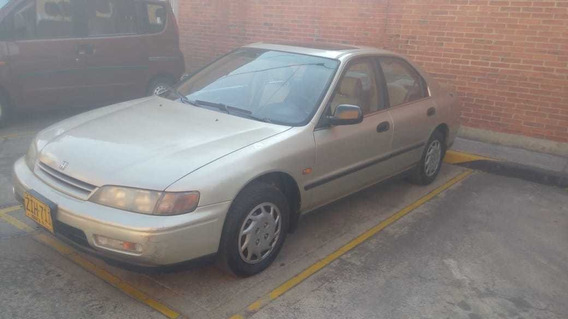 Honda Accord Ex. 1995.