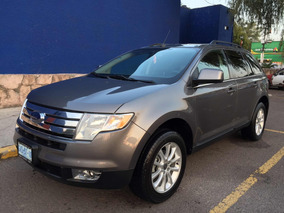 Ford Edge 3.5 Limited V6 Piel Dvd At 2009