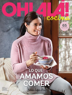 Revista Ohlalá! Cocina | 65 Recetas | Bookazine
