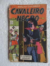 Cavaleiro Negro Nº 202! Rge Mar 1969!leia