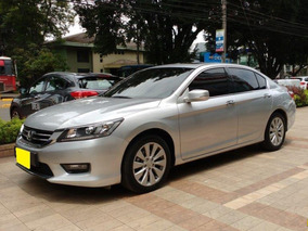 Honda Accord Ex V6 At 3500cc 4p